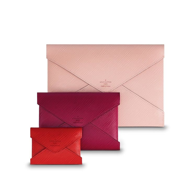 0a62c73564f6 Pochette Kirigami Epi Leather in Women s Small Leather Goods Wallets  collections by Louis Vuitton