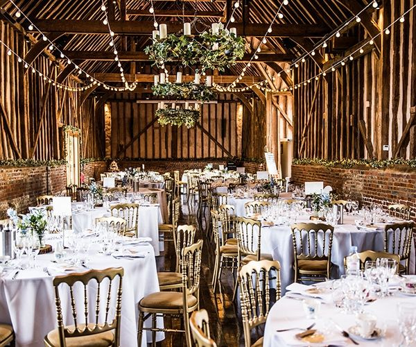 The Great Barn At Lillibrooke Manor Wedding Venue In Berkshire Chwv