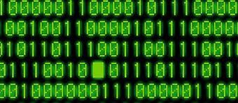 Mientras que en el sistema de numeración decimal se usan diez dígitos, en el binario se usan sólo dos dígitos, el 0 y el 1. Un bit o dígito binario puede representar uno de esos dos valores, 0 ó 1.