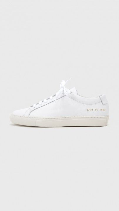 Woman by Common Projects Original Achilles Low Limited