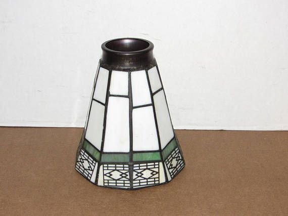 Stained glass lamp shade replacement parts 55 tall 4 78 diam 2 stained glass lamp shade replacement parts 55 tall 4 78 diam aloadofball Gallery