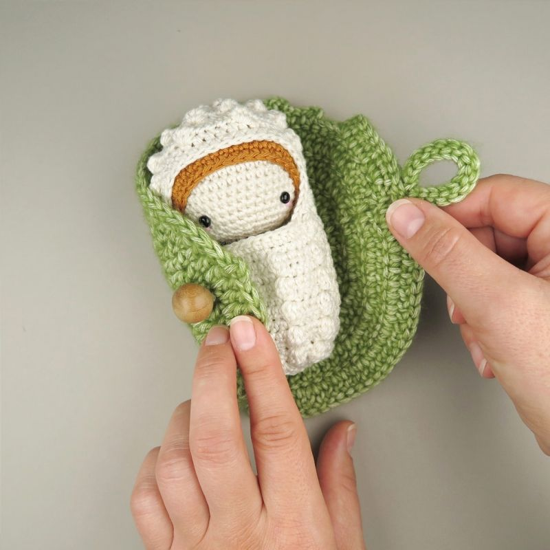 BRIMSTONE Butterfly - Life Cycle Playset amigurumi pattern by ...