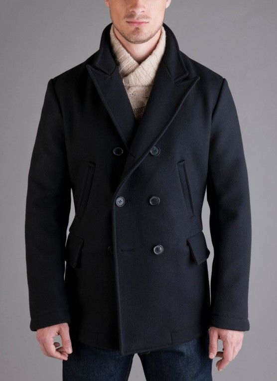 utterly stylish no sale tax hot-selling official ALEX KANG | Billy Reid // Bond Peacoat What a beautiful coat ...