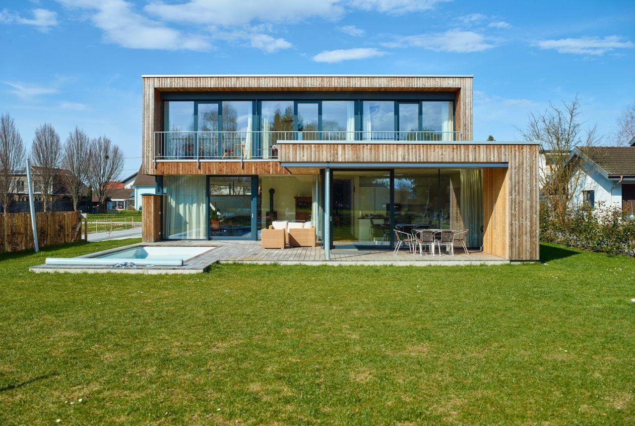 Architekt: DI Udo Hebein, Wolfurt | Terrasse | Pinterest | House