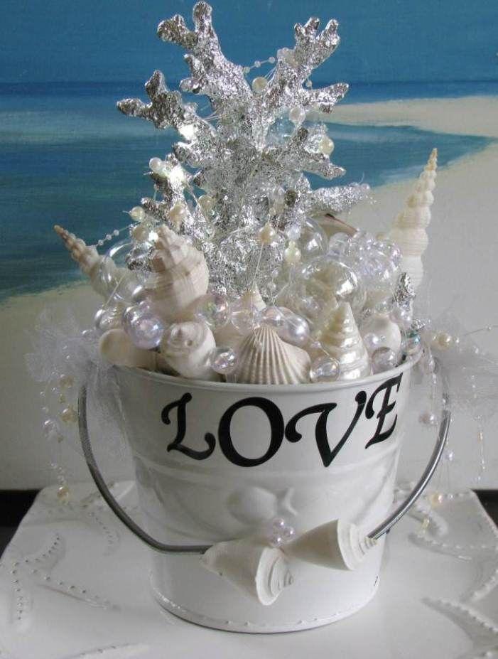 Beach Wedding Ideas On a Budget | Beach Wedding Centerpieces DIY Ideas On A Budg... - Wedding ideas