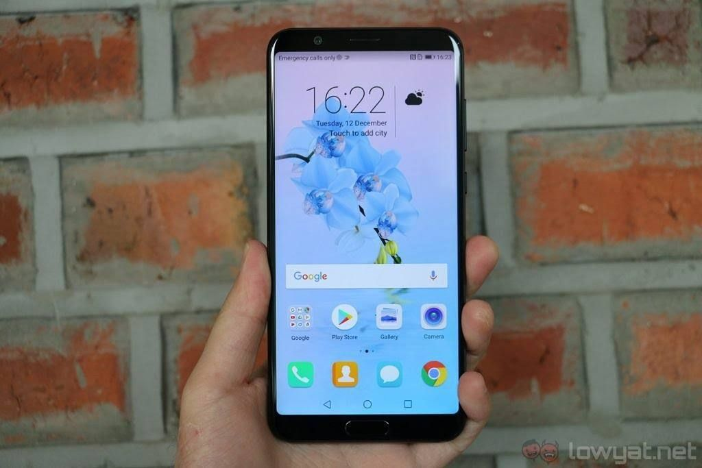 Huawei honor view 10 will be coming to malaysia retails