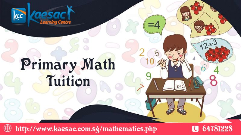 Are You Searching A Primary Math Tuition Company Agency In