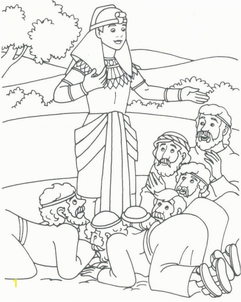 Coloring Pages Joseph And The Coat Of Many Colors Joseph Coat Many Colors Coloring Page Cool Coloring Pages Sunday School Coloring Pages Bible Coloring Pages Bible Coloring