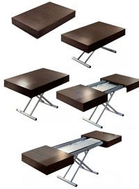 Table Basse Relevable Itaca Table Basse Extensible Table Transformable Table Basse Relevable