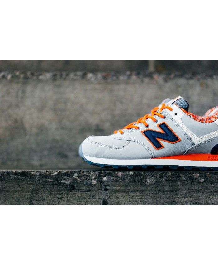 new balance 574 luau sneakers sell at