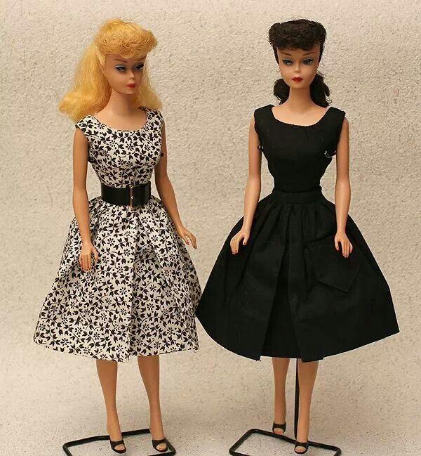 Vintage Barbie Dolls Black White Vintage Barbie Doll Friends Vintage Barbie Vintage Barbie Dolls Barbie Dolls