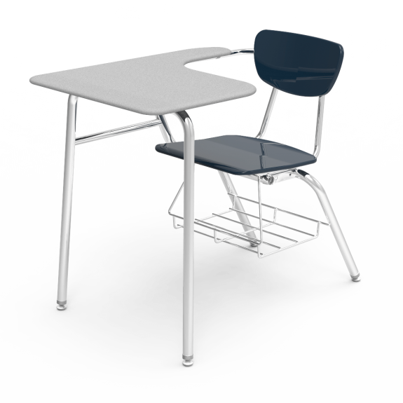 Virco 3000 Combo Unit Classroom Chairs