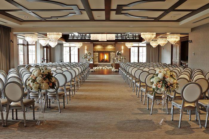 Intimate Wedding Venue In Cambridge On Whistle Bear Golf Club