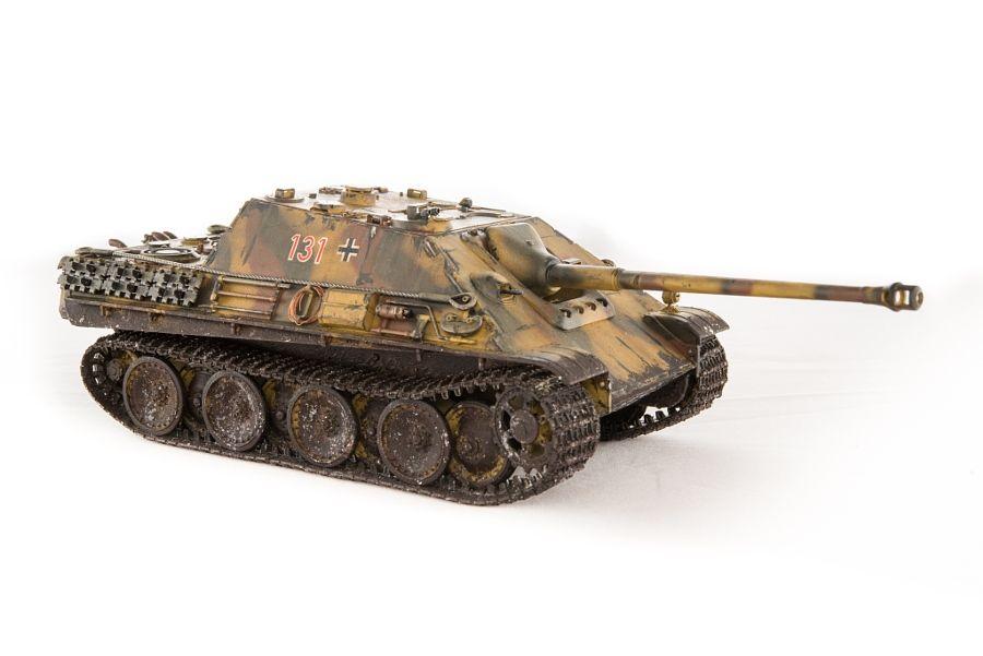 Tamiya 1/35 German Jagdpanther Tank Destroyer by Nathan Camarillo - Photo 145414683 / 500px