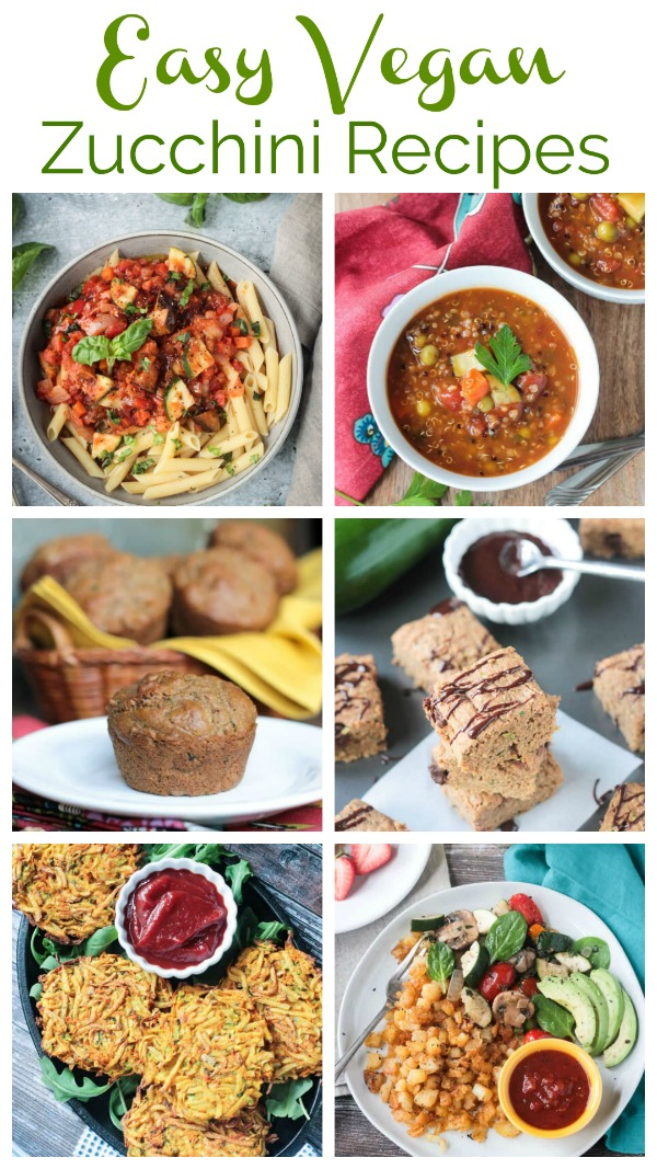 Easy Zucchini Recipes Dairy Free Vegan In 2020 Easy Zucchini Recipes Easy Zucchini Vegan Zucchini Recipes
