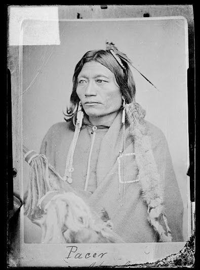 The Autobiography of a Kiowa Apache Indian (Native American)