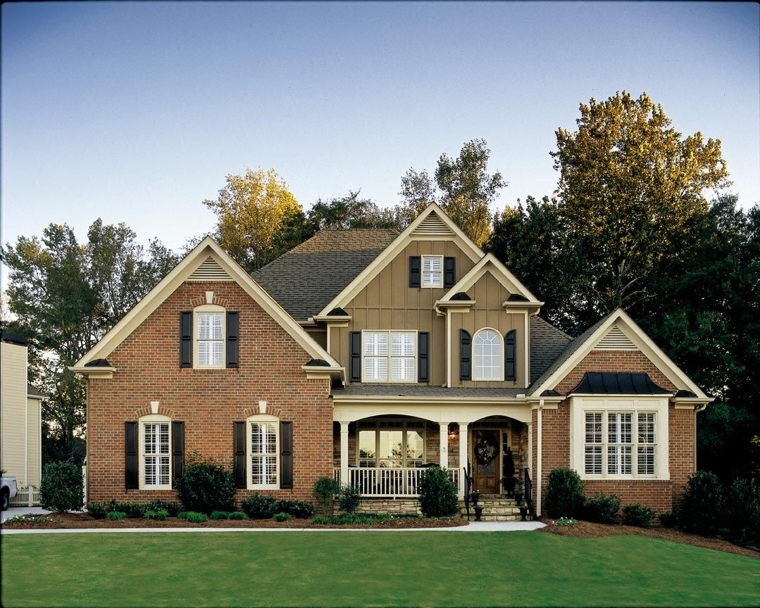summerfield home plans and house plans by frank betz