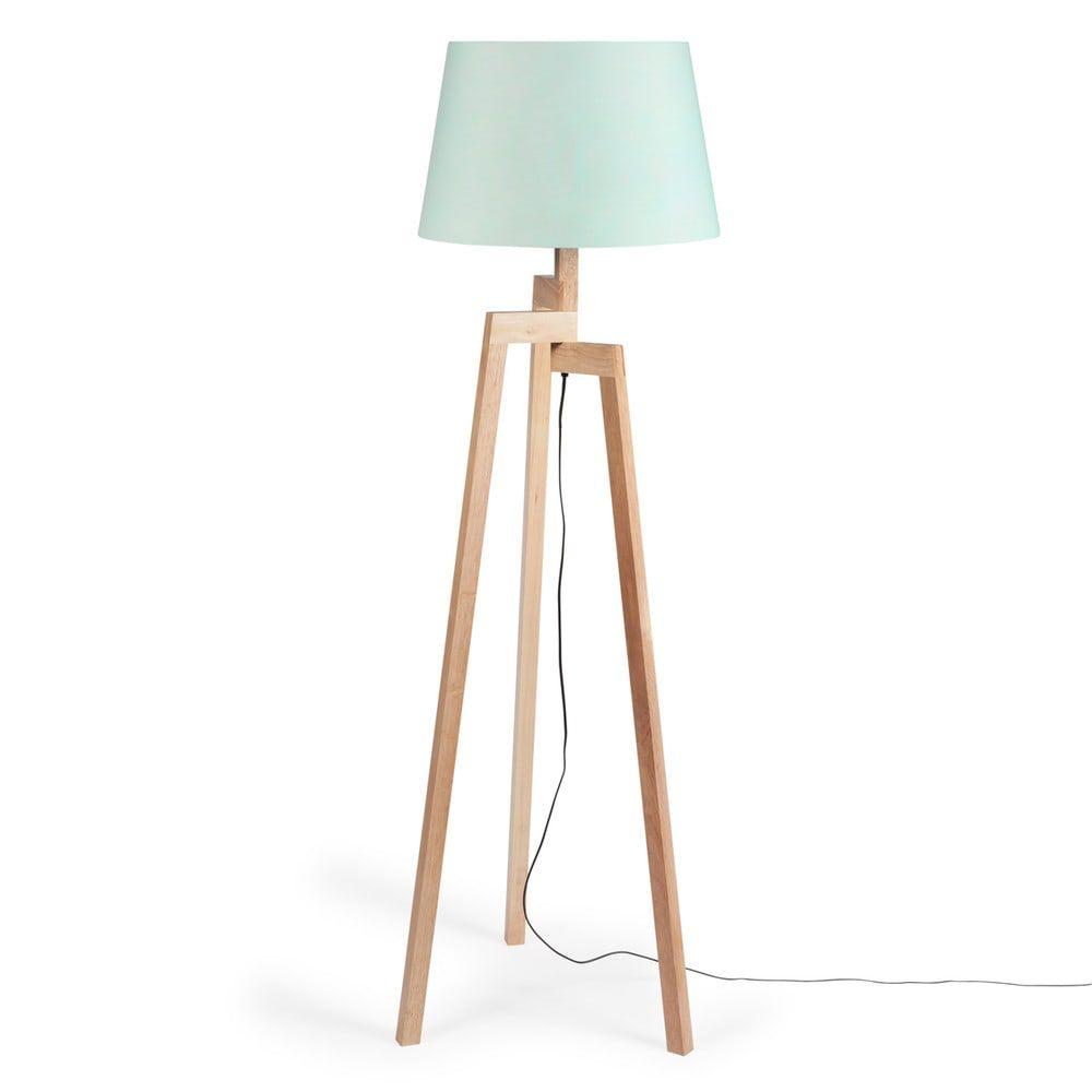 dreibein stehlampe aus holz pastel h 150 cm neue wohnung pinterest stehlampe aus holz. Black Bedroom Furniture Sets. Home Design Ideas
