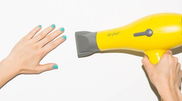 Image result for Hair Dryer nails