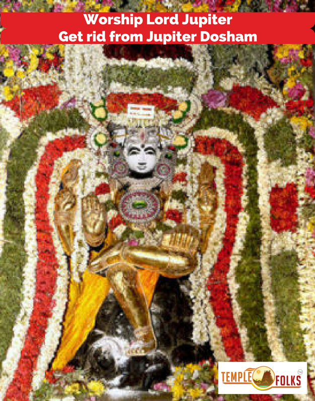 Alangudi Guru Bhagavan Temple is one of the navagraha temple