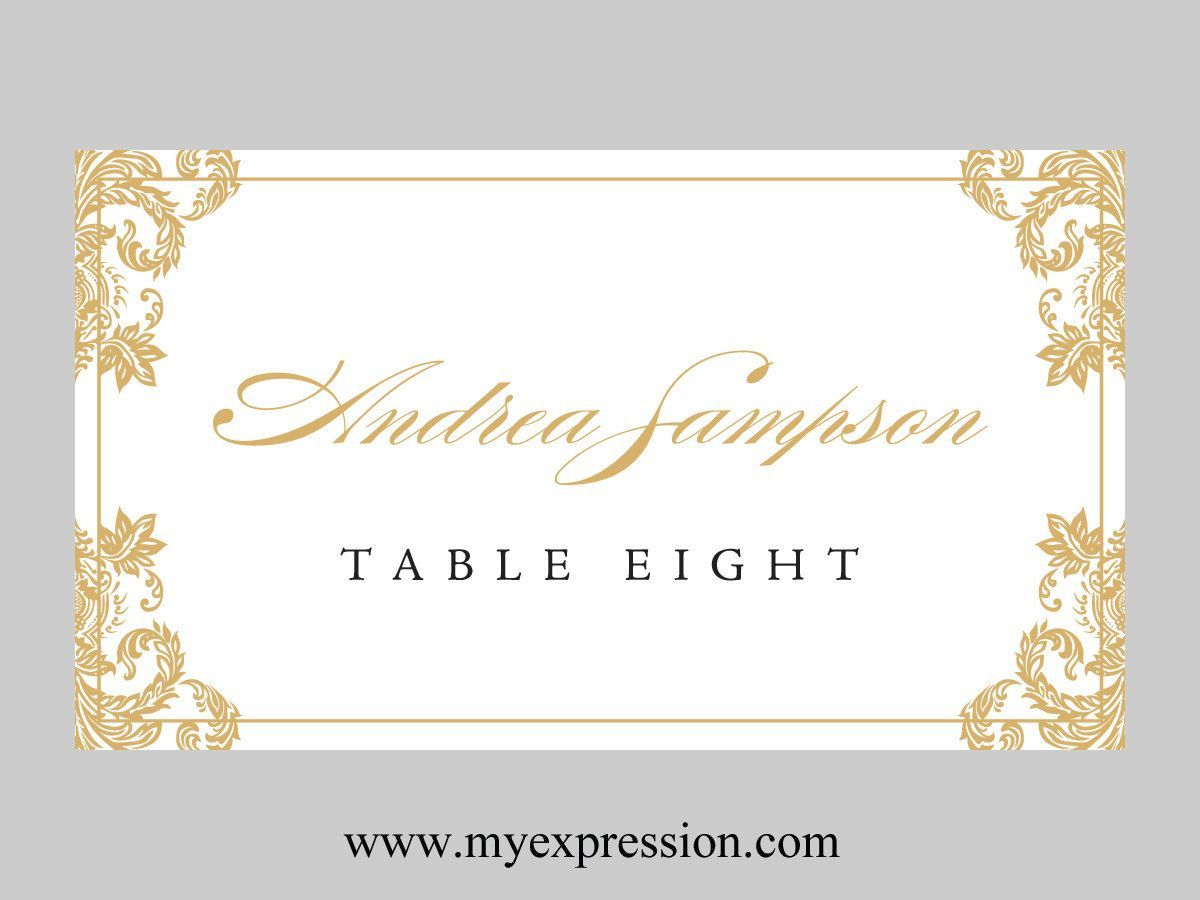 029 Place Card Templates Word Template Ideas Excellent For Free Template For Place Ca Wedding Place Card Templates Wedding Place Cards Free Place Card Template
