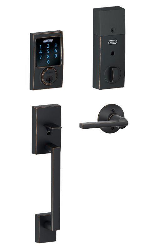 Schlage FE469NX-CEN-LAT | Products | Door locks, Front door
