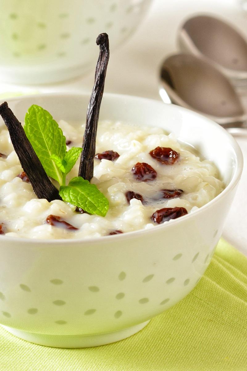 Vegan Vanilla Spice Rice Pudding Recipe (Warm & Creamy!)
