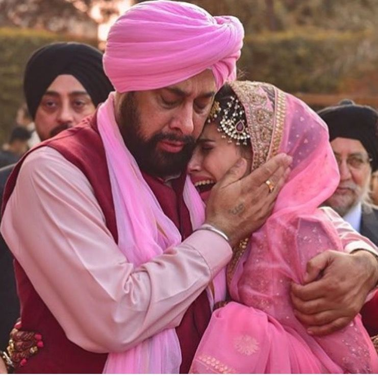 Pin de Jasmine Batth en Punjabi wedding | Pinterest