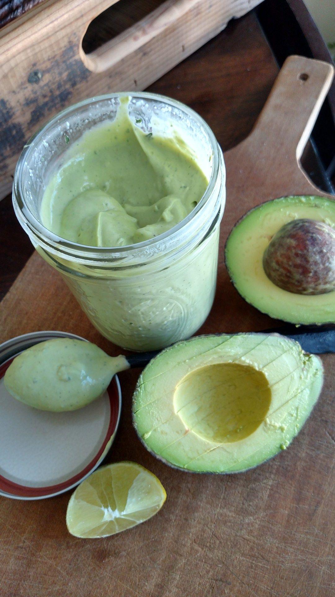 Mashed Avocado Recipes Sour Cream