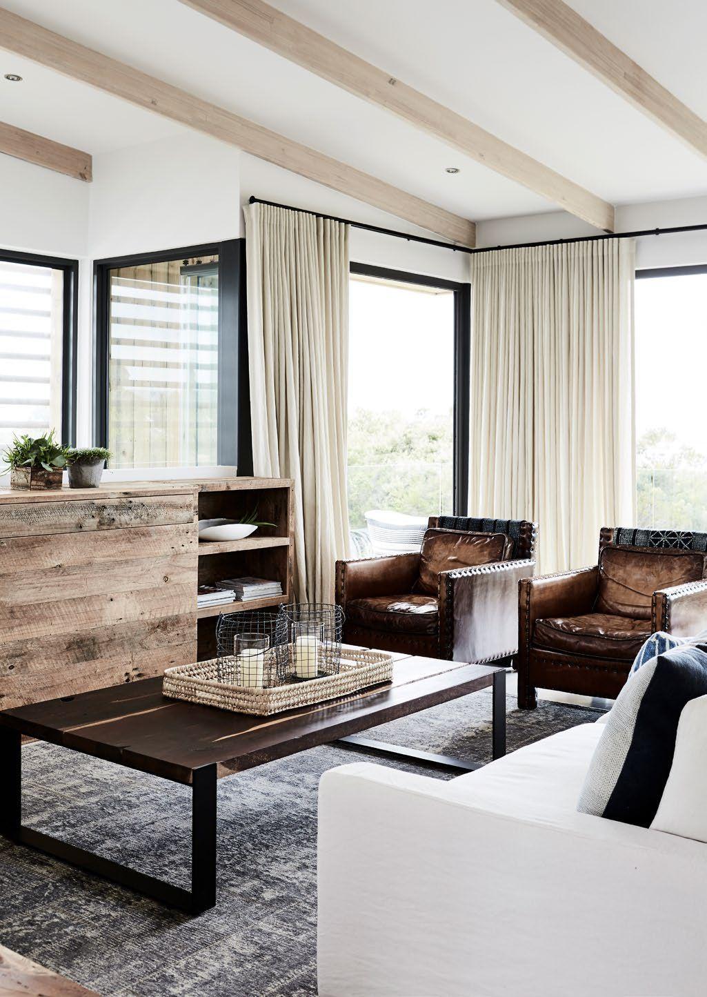 Est living home inspiration interior design decor interiors magazine minimal minimalist homes summer also issue in inspiring rh pinterest
