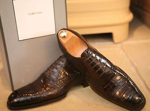e6bb9a8a00a1 The ultimate tom ford shoe alligator crocodile skin uk 11 t  10