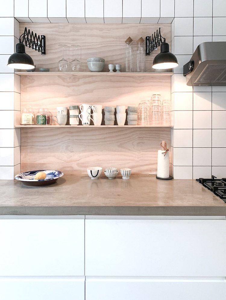 My Scandinavian Home A Tiny Danish Home That S Big On Handmade Design My Scandinavian Home Danish Kitchen Home