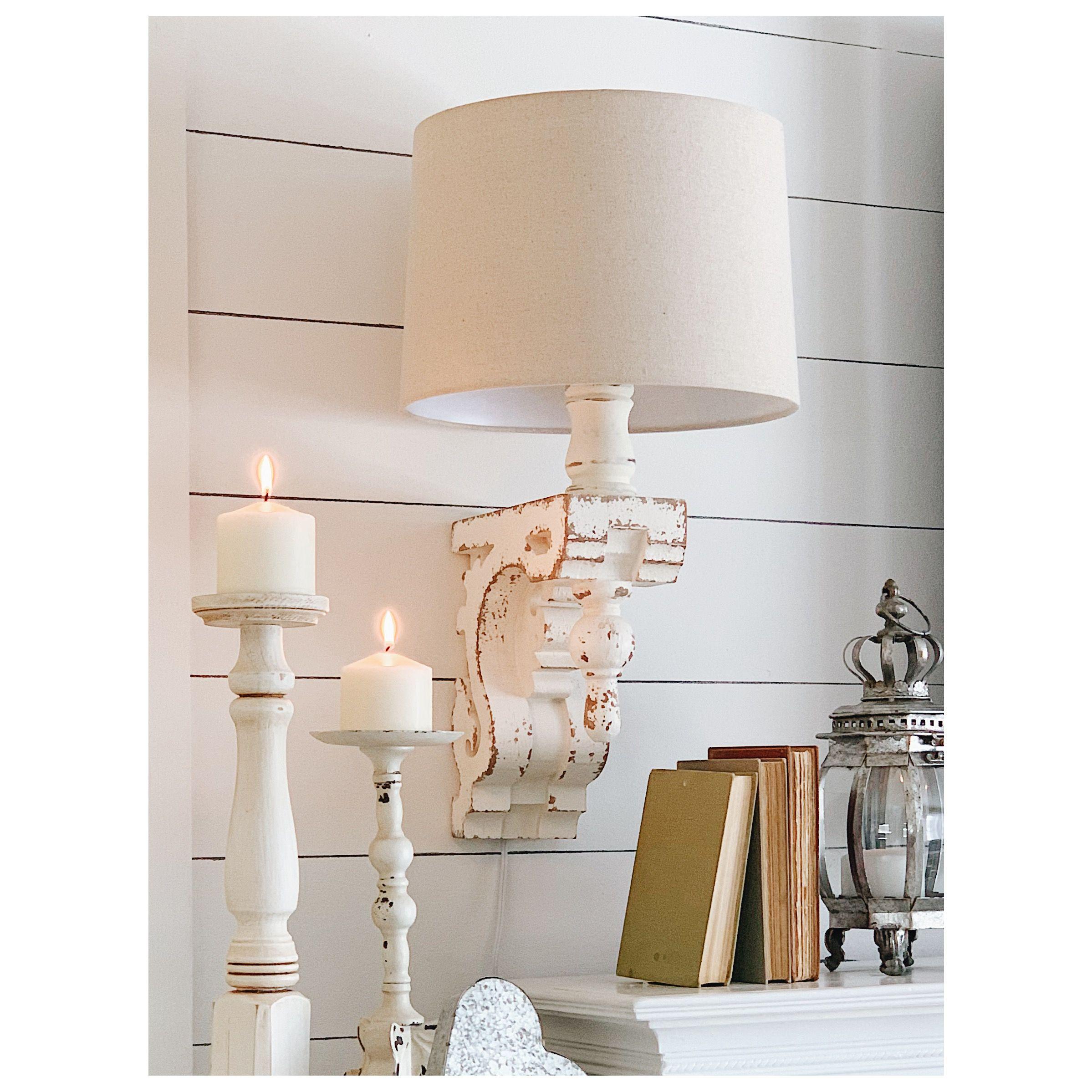 Diy Corbel Sconce Lamps Lianna Maria Diy Sconces Sconces Living Room Sconce Lamp
