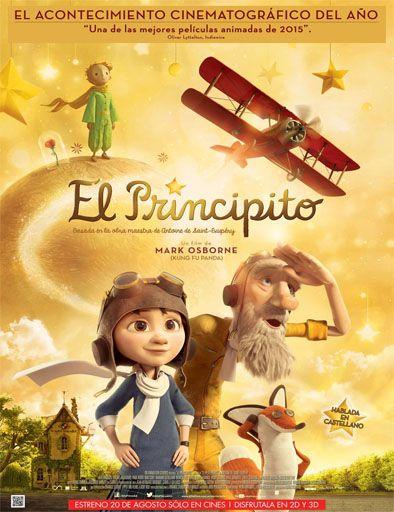 Animacion Peliculas Online Gratis El Principito Pelicula Completa El Principito Pelicula 2015 Peliculas Completas