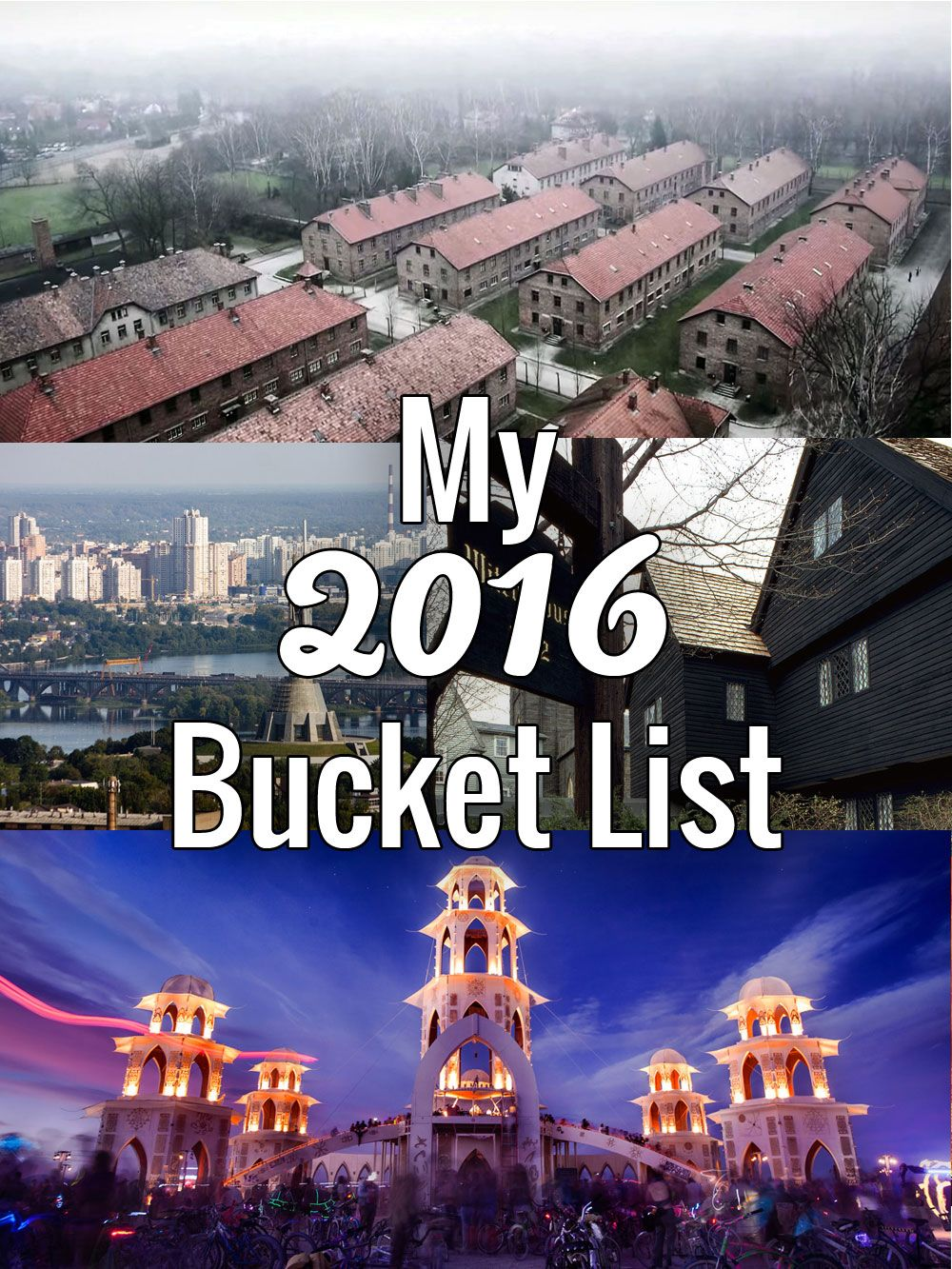 My 2016 Bucket List · Kenton de Jong Travel -My 2016 Bucket List http://kentondejong.com/blog/my-2016-bucket-list