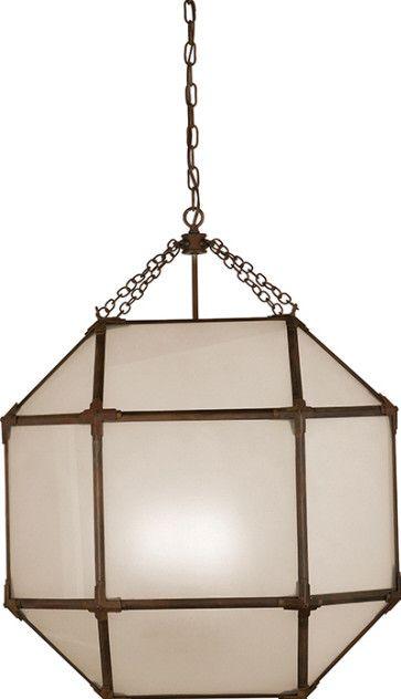 Morris Antique Zinc Lantern Frosted Glass Visual Comfort Tonic Home 600 Visual Comfort Visual Comfort Lighting Large Lanterns