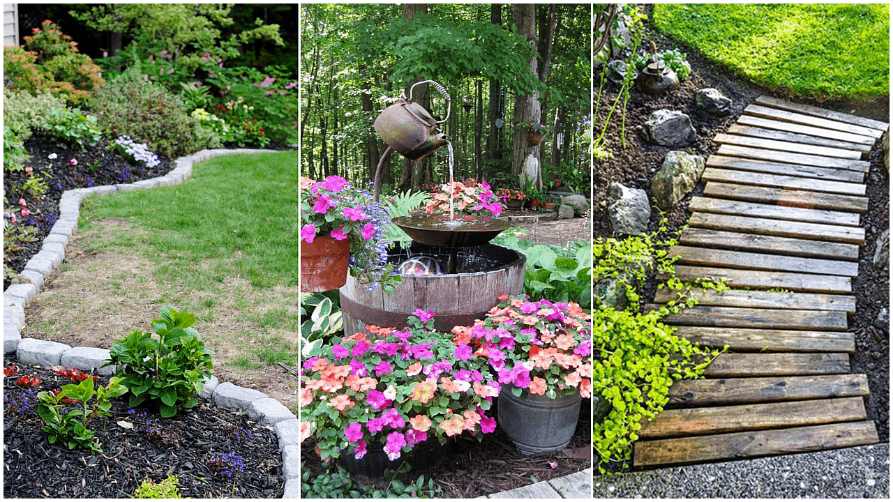 10 Initiatives of Cheap Backyard Makeover ideas  #backyardmakeover