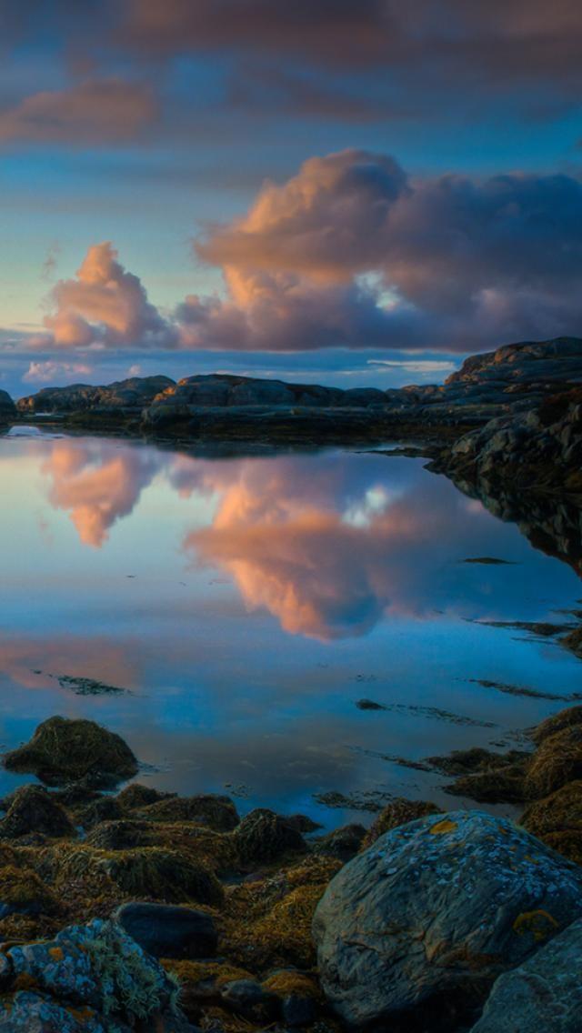 Norway, Lake, Nature