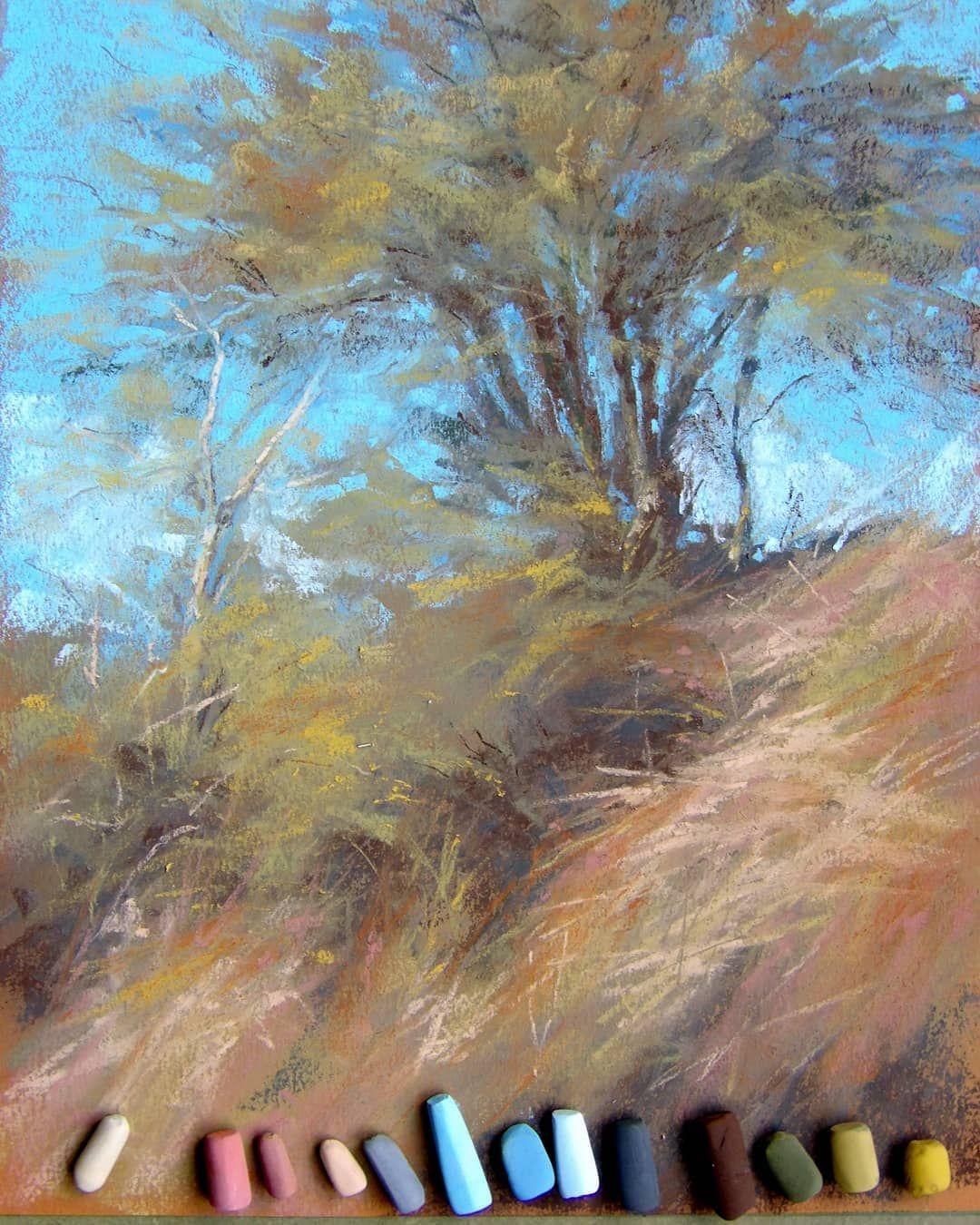 Alan Chaney On Instagram Pastel Sketch 23 X 31cm Landscape Landscapepainting Pastel Pastelpainting Eif Pastel Graphic Art Oil Pastel Art Soft Pastel Art