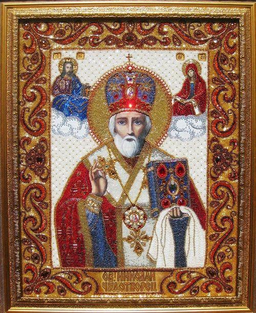 Orthodox icons by Angelica Artemenko - Viola.bz