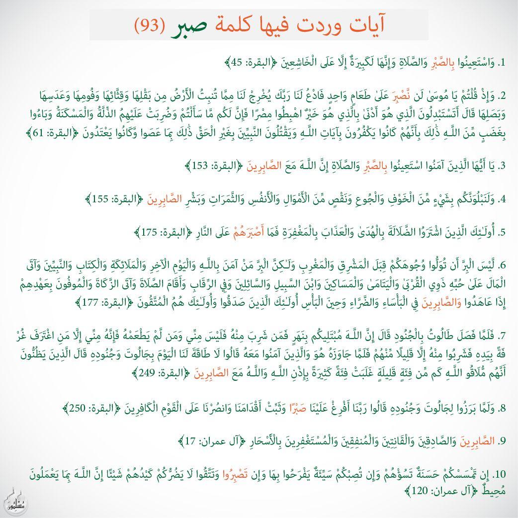 مسلمون Quran