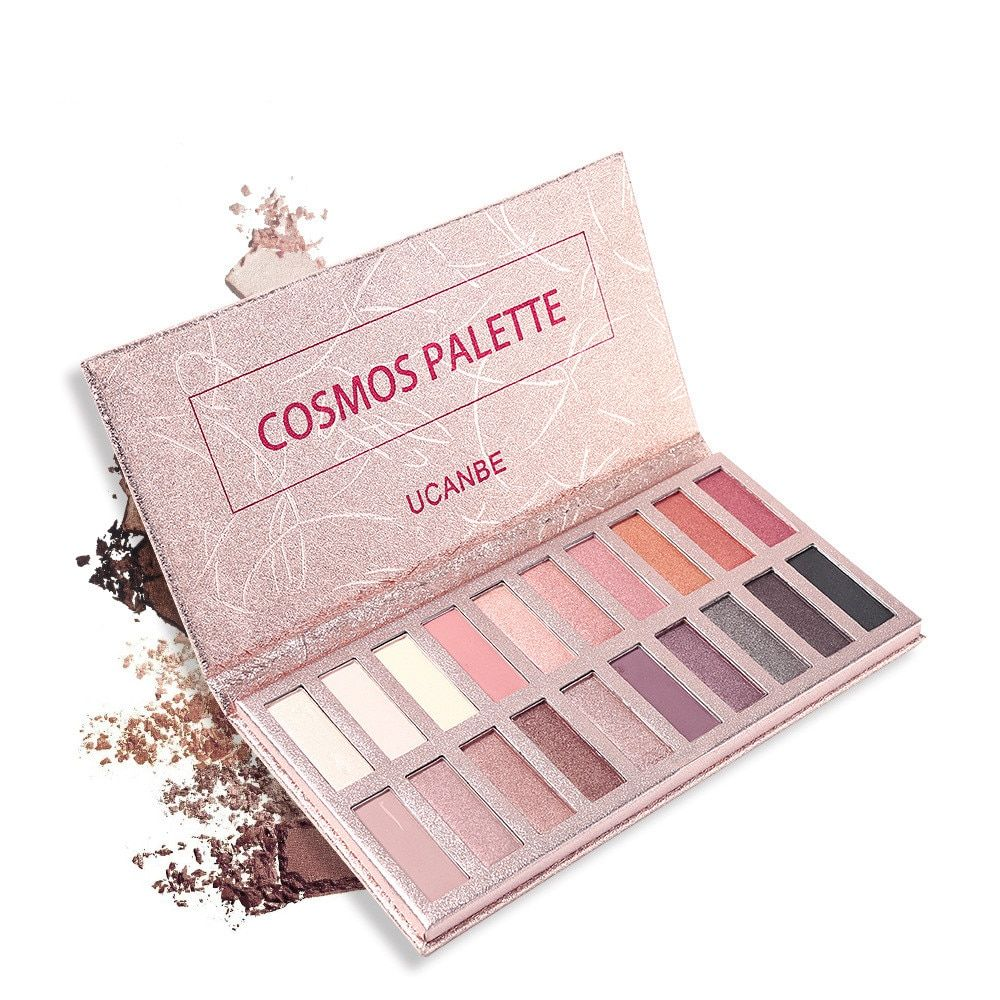 Dupe for Colourpop Fame Palette AliExpress Eyeshadow