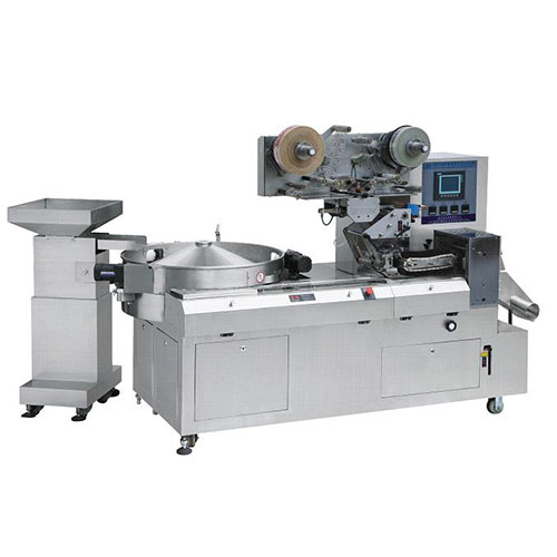 Pillow Type Candy Packing Machine (DXD800) in 2020