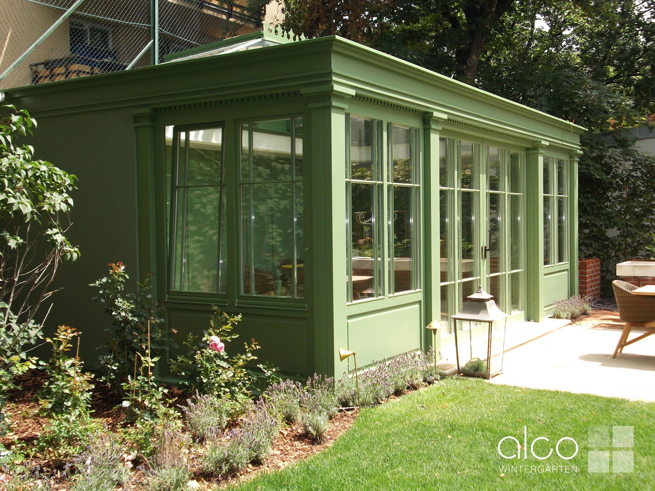 Gartenpavillon Im Viktorianischen Stil Von Alco Wintergarten 家