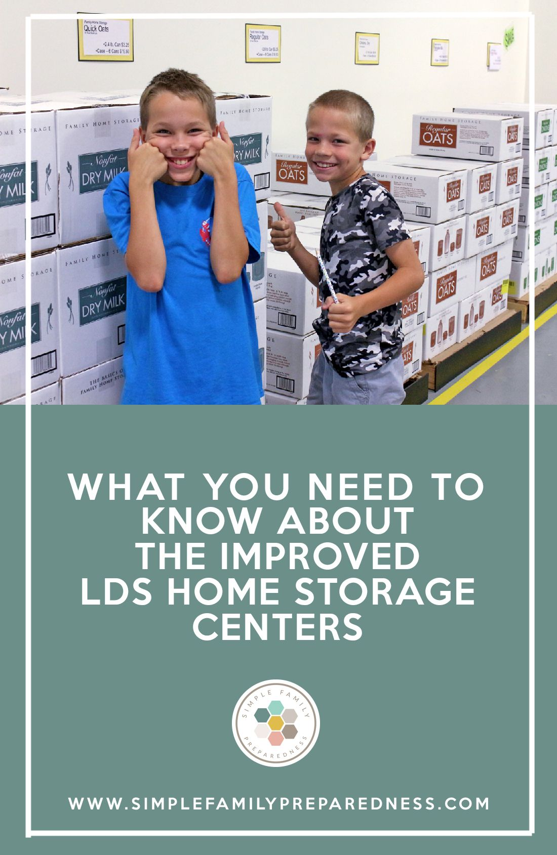 What You Need To Know About The Improved Lds Home Storage