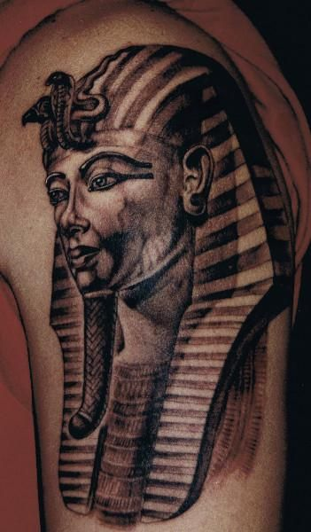 king tut tattoos - Google Search | tattoos | Pinterest | King tut ...