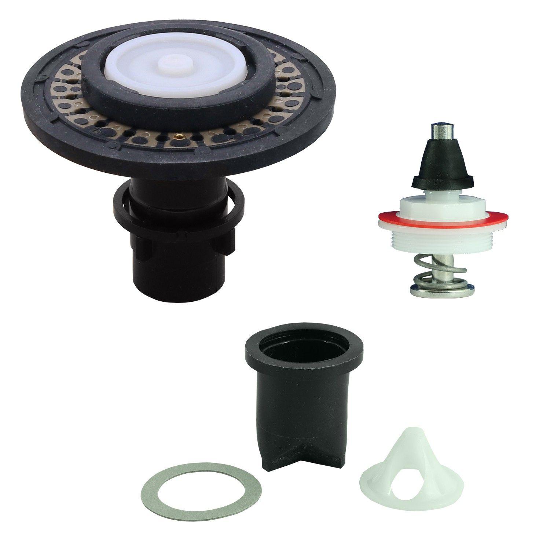Flushline Full Assembly Replacement Kit For Sloan 33996 A 38 A 3 5 Gpf Drop In In 2020 Toilet Repair Repair Plumbing Repair