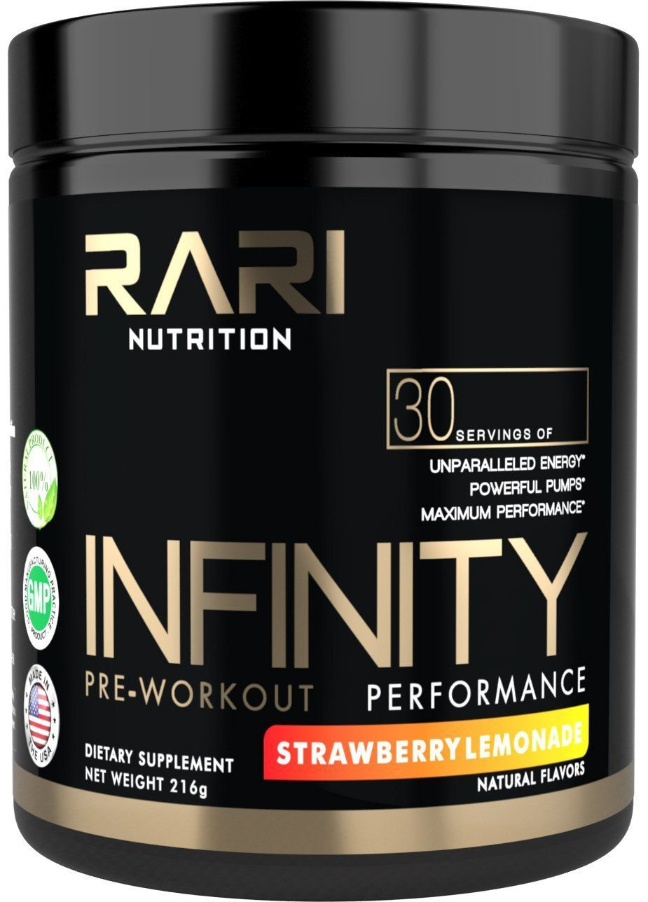 Top 8 Strongest PreWorkout Supplements For High Energy