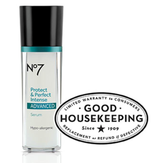 No7 Protect & Perfect Intense ADVANCED Serum | #Frostvoxbox