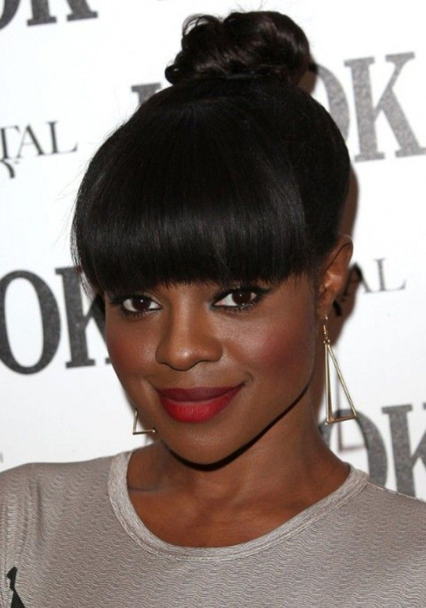 Updo Hairstyles For Black Women Updo Hairstyles For Black Women